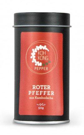 Koh Kong Pfeffer Rot 50 gr.